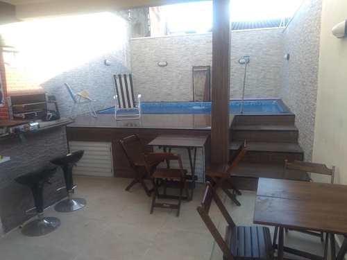 Casa, código 5207 em Itanhaém, bairro Jardim Savoy