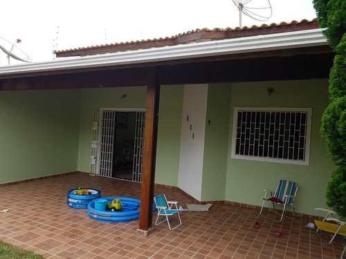 Casa, código 5210 em Itanhaém, bairro Cibratel II
