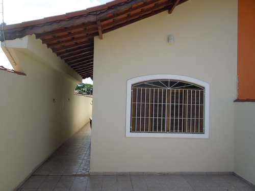 Casa, código 5215 em Itanhaém, bairro Suarão