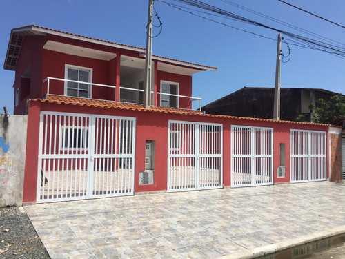 Casa, código 5225 em Itanhaém, bairro Jardim Suarão