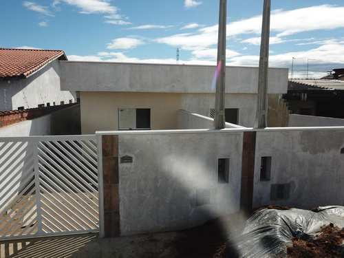 Casa, código 5240 em Itanhaém, bairro Cibratel II