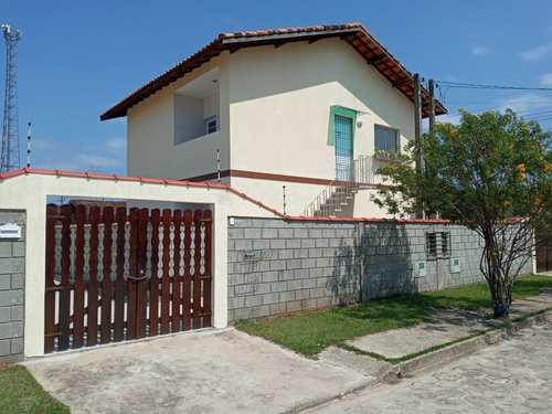 Casa, código 5242 em Itanhaém, bairro Cibratel II