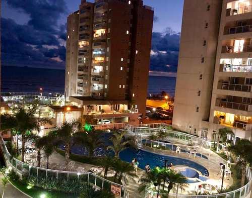 Apartamento, código 5244 em Itanhaém, bairro Centro