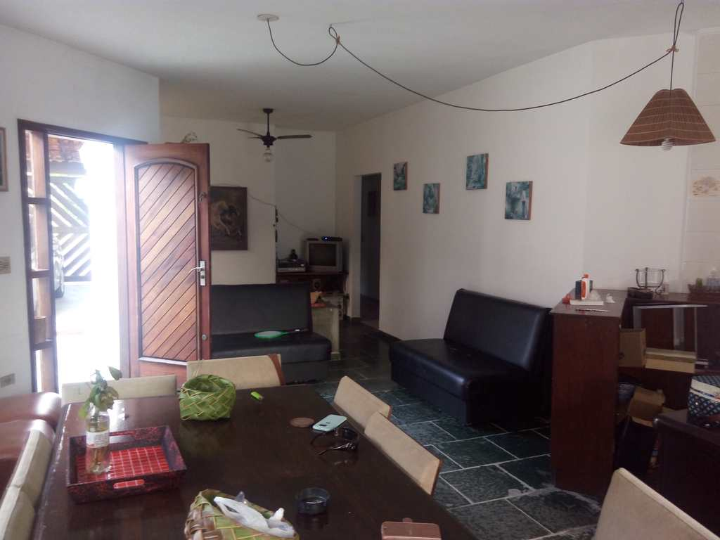 Casa em Itanhaém, no bairro Cibratel II
