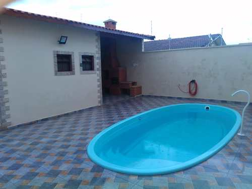 Casa, código 5253 em Itanhaém, bairro Gaivotas