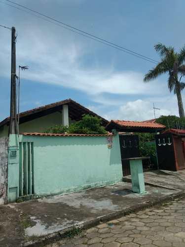 Casa, código 5256 em Itanhaém, bairro Gaivotas