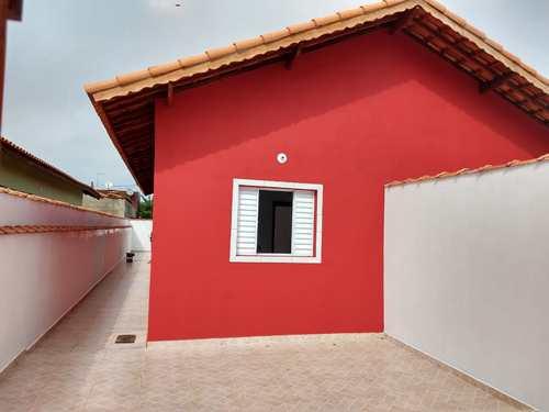 Casa, código 5260 em Itanhaém, bairro Jardim Suarão