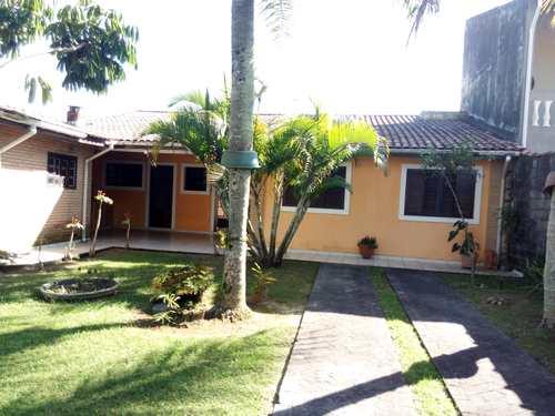 Casa, código 5265 em Itanhaém, bairro Cibratel II