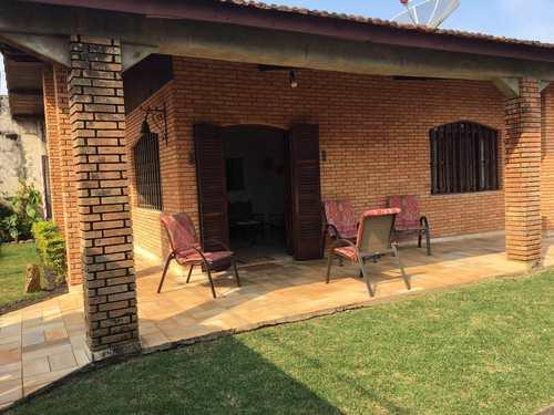 Casa, código 5293 em Itanhaém, bairro Suarão