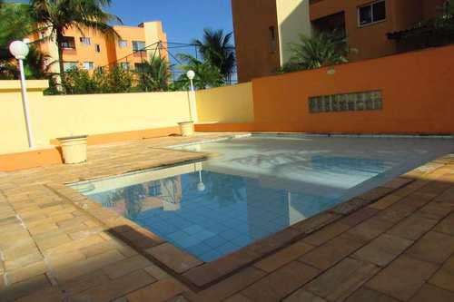 Apartamento, código 5306 em Itanhaém, bairro Cibratel II