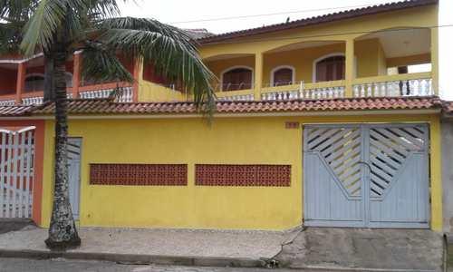 Sobrado, código 5310 em Itanhaém, bairro Campos Elíseos