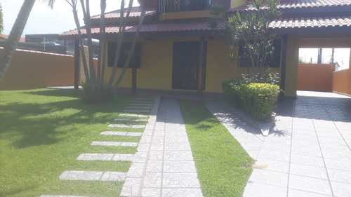 Sobrado, código 5313 em Itanhaém, bairro Balneário Tupy