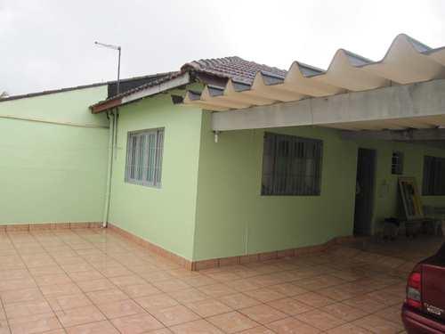 Casa, código 5317 em Itanhaém, bairro Ivoty