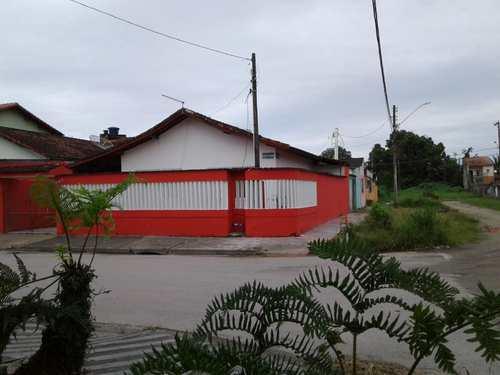 Casa, código 5321 em Itanhaém, bairro Balneário Campos Elíseos