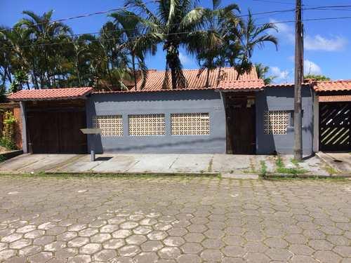Casa, código 5334 em Itanhaém, bairro Balneário Califórnia