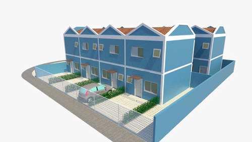 Casa de Condomínio, código 5345 em Itanhaém, bairro Vila Loty