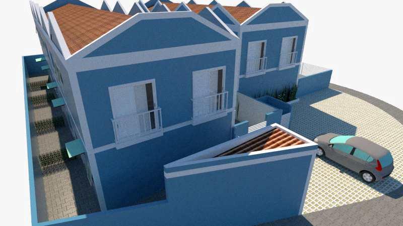 Casa de Condomínio em Itanhaém, no bairro Vila Loty