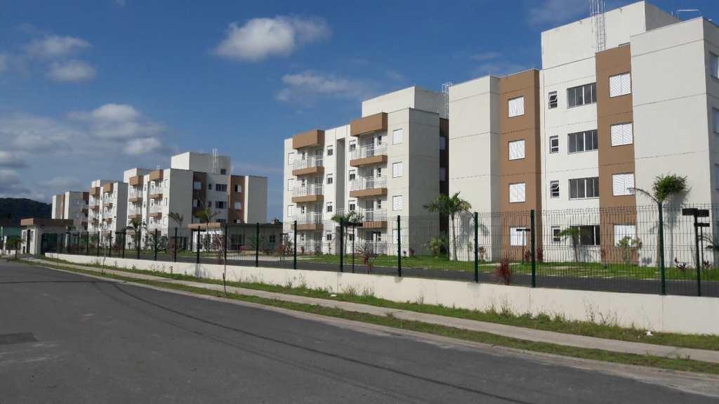 Apartamento em Itanhaém, no bairro Balneário Guapura