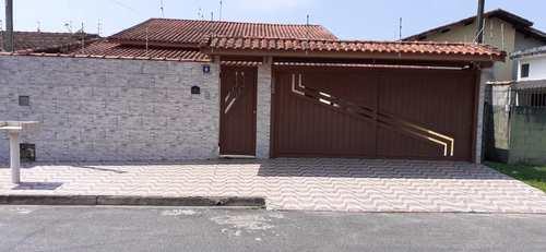Casa, código 5358 em Itanhaém, bairro Jardim Grandesp