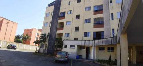 Apartamento, código 5370 em Itanhaém, bairro Cibratel II