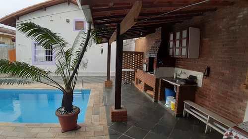 Casa, código 5402 em Itanhaém, bairro Balneário Nova Itanhaém