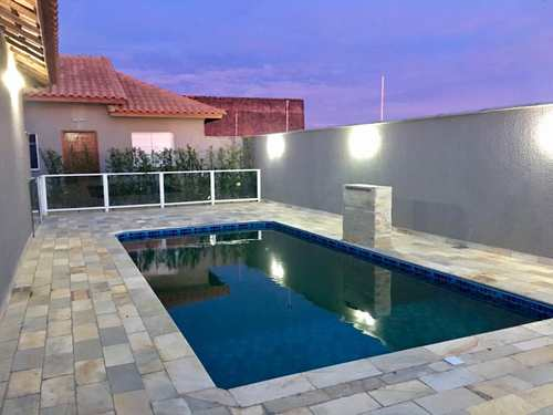 Casa de Condomínio, código 5408 em Itanhaém, bairro Cibratel II