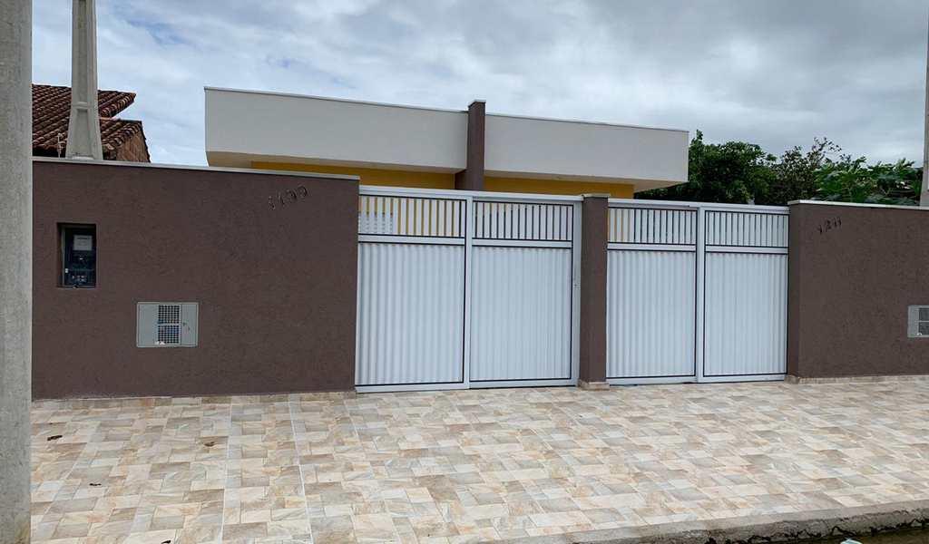 Casa em Itanhaém, bairro Jardim Marilu