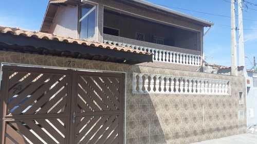 Sobrado, código 5419 em Itanhaém, bairro Jardim Suarão