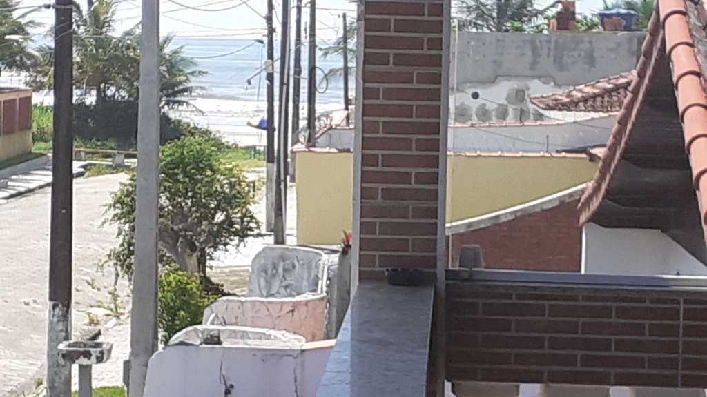 Sobrado em Itanhaém, no bairro Jardim Suarão
