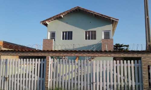 Casa, código 5420 em Itanhaém, bairro Suarão