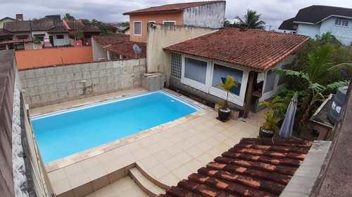 Casa, código 5423 em Itanhaém, bairro Cibratel II