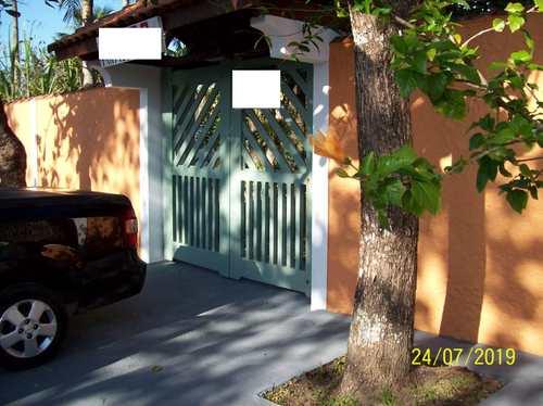 Casa, código 5432 em Itanhaém, bairro Jardim São Fernando