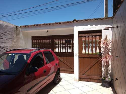 Casa, código 5436 em Itanhaém, bairro Loty