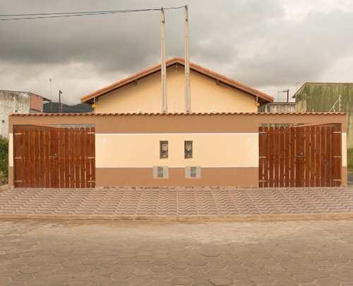 Casa, código 5446 em Itanhaém, bairro Balneário Nova Itanhaém