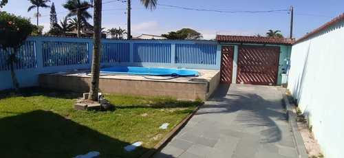 Casa, código 5449 em Itanhaém, bairro Verde Mar