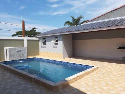 Casa, código 5454 em Itanhaém, bairro Balneário Tupy