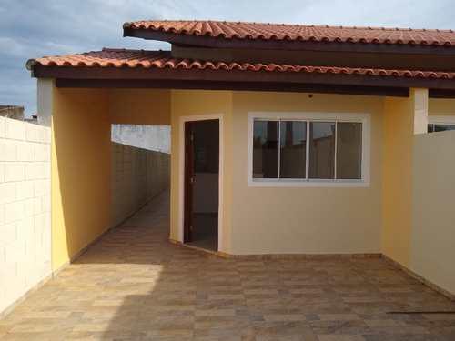 Casa, código 5457 em Itanhaém, bairro Balneário Tupy