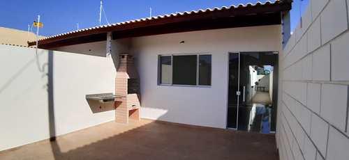 Casa, código 5458 em Itanhaém, bairro Balneário Tupy