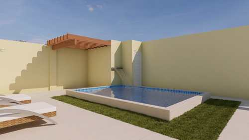Casa, código 5463 em Itanhaém, bairro Jardim Oásis