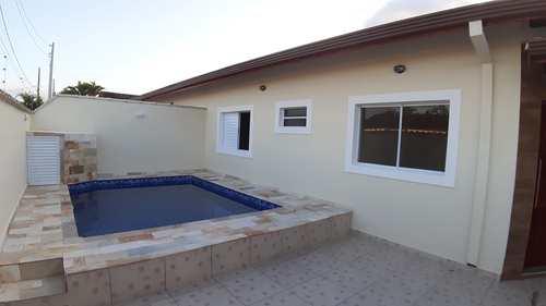 Casa, código 5470 em Itanhaém, bairro Tupy