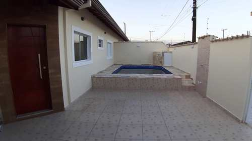 Casa, código 5471 em Itanhaém, bairro Balneário Tupy