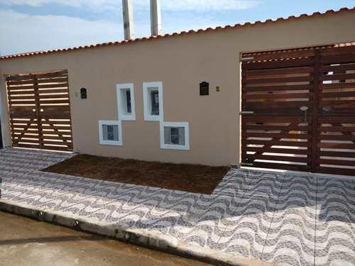 Casa, código 5473 em Itanhaém, bairro Balneário Tupy