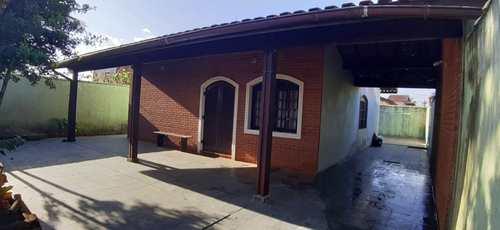 Casa, código 5494 em Itanhaém, bairro Balneário Paranapuan