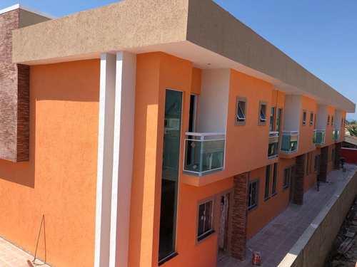 Casa de Condomínio, código 5496 em Itanhaém, bairro Cibratel II