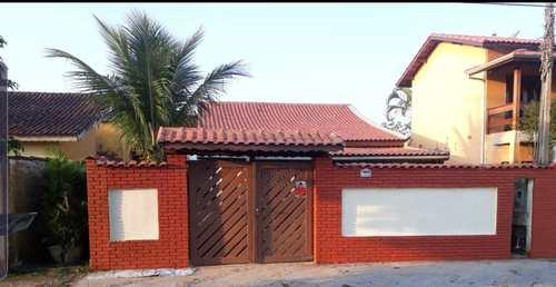 Casa, código 5500 em Itanhaém, bairro Balneário Califórnia