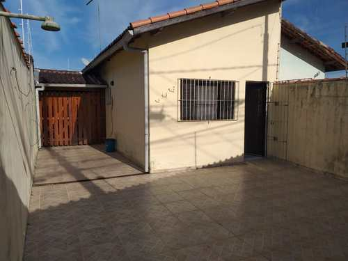 Casa, código 5501 em Itanhaém, bairro Nossa Senhora do Sion