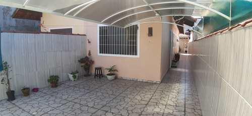 Casa, código 5504 em Itanhaém, bairro Campos Elíseos