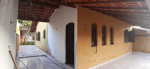 Casa, código 5505 em Itanhaém, bairro Jardim Bopiranga