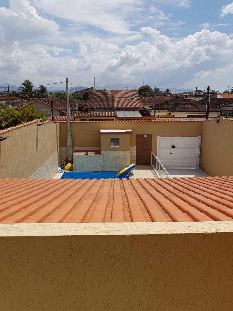 Sobrado em Itanhaém, no bairro Balneário Jequitibá