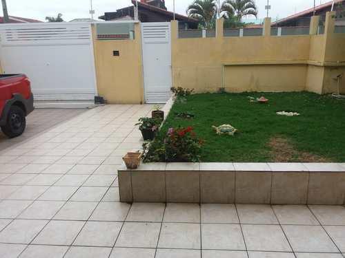 Sobrado, código 5510 em Itanhaém, bairro Cibratel II